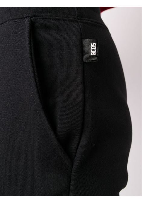 Pantalone nero GCDS | PANTALONI | CC94W03100102