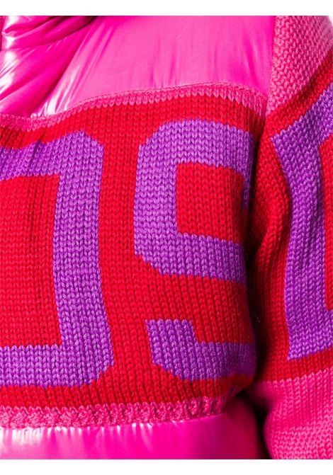 Giubbino rosa GCDS | PIUMINI | CC94W04020006