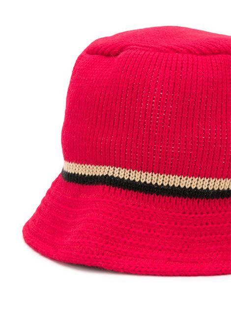 Cappello rosso GCDS | CAPPELLI | FW21M01002703