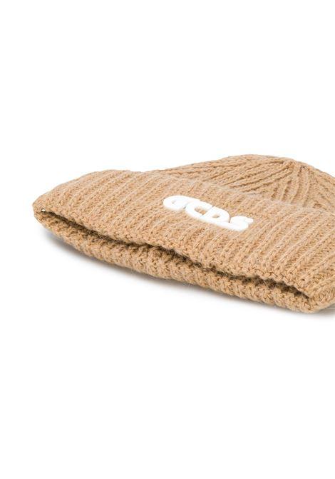 Cappello beige GCDS | BERRETTI | FW21M01002913