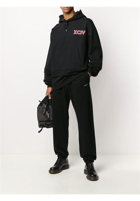 Black sweatshirt GCDS |  | FW21M02009702