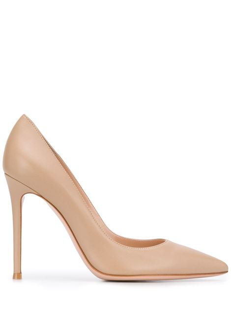 Bisque nude shoes GIANVITO ROSSI |  | G2847015RICNAPBISQ