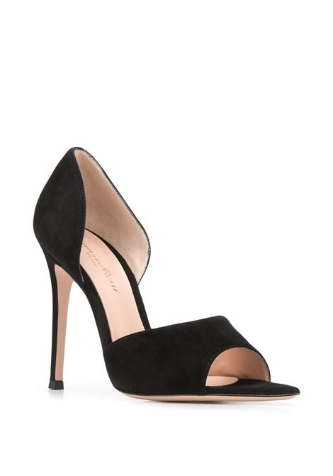 Black sandals GIANVITO ROSSI |  | G6151815RICCAMNERO