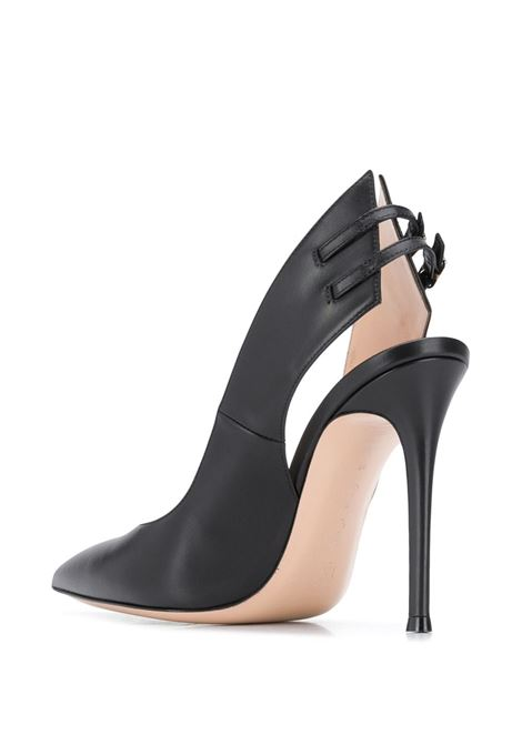 Black sandals GIANVITO ROSSI |  | G9523615RICVITNERO