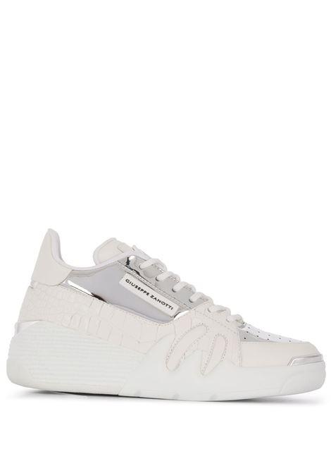 Sneakers bianca GIUSEPPE ZANOTTI | SNEAKERS | RW00039001