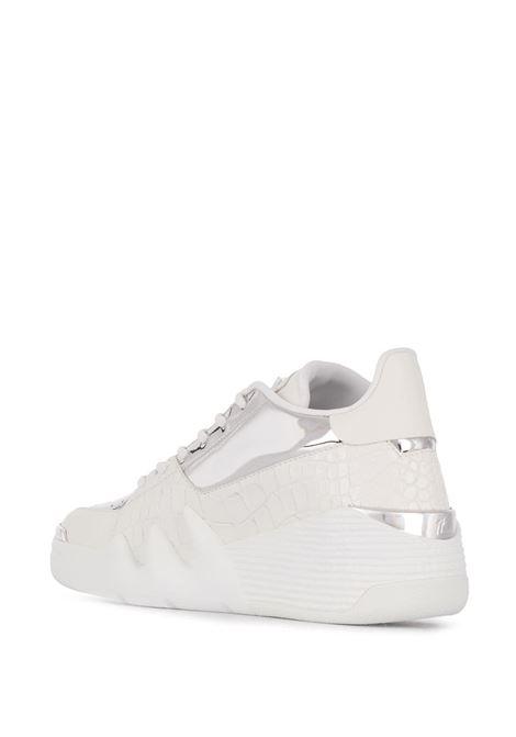 Scarpa bianca GIUSEPPE ZANOTTI | SNEAKERS | RW00039001