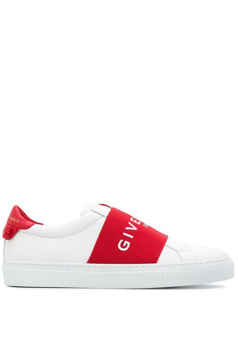 White sneakers GIVENCHY      BE0005E0EB616