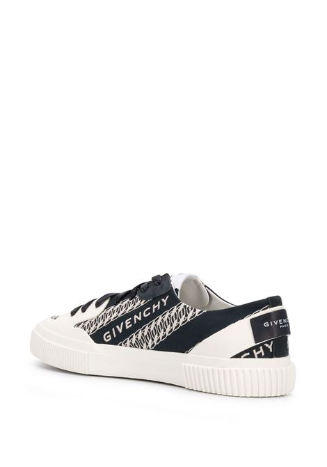 Sneakers blu GIVENCHY | SNEAKERS | BH001TH0QM411