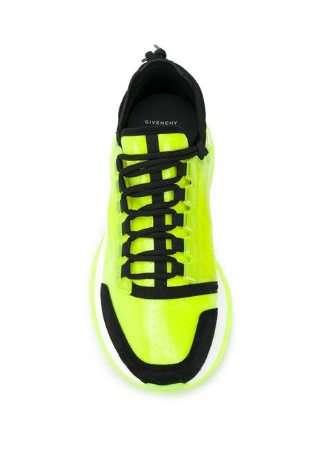 Scarpa gialla fluo GIVENCHY | SNEAKERS | BH003NH0NK734