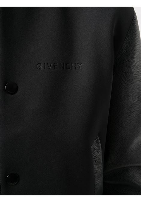 Giacca nera GIVENCHY | BOMBER | BM00K960TF001