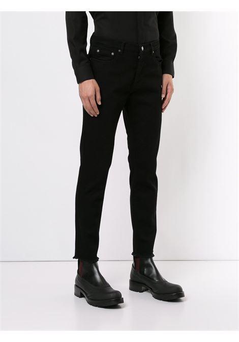 Pantalone nero GIVENCHY | PANTALONI | BM50C05Y0M001
