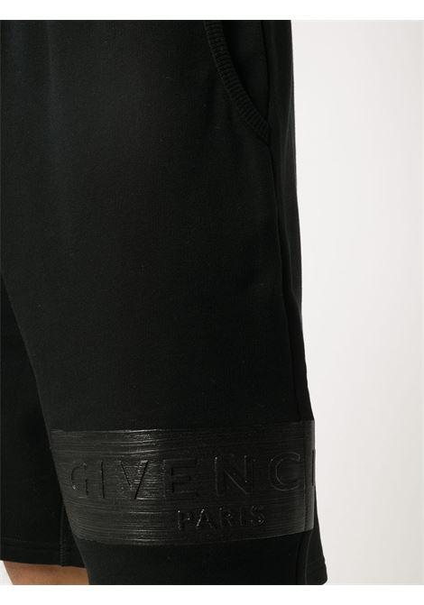 Pantaloncini nero GIVENCHY | SHORTS | BM50PT30AF001