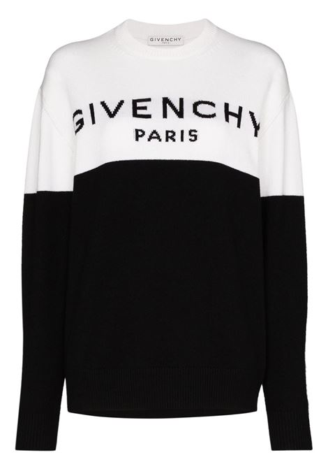 Black/white jumper GIVENCHY |  | BW90AE4Z7H004