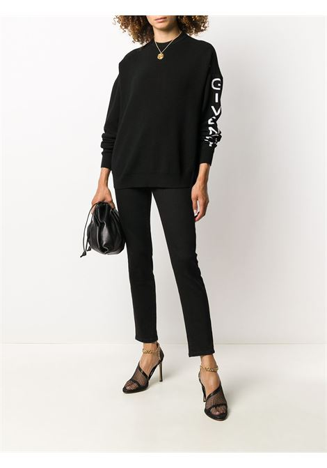 Black jumper GIVENCHY |  | BW90AH4Z7K004
