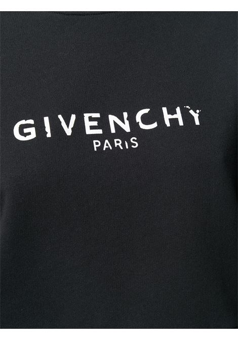 Black sweatshirt GIVENCHY |  | BWJ01A3Z0Y001