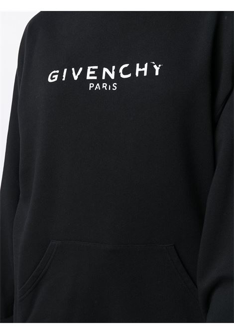 Black sweatshirt GIVENCHY |  | BWJ01C3Z0Y001