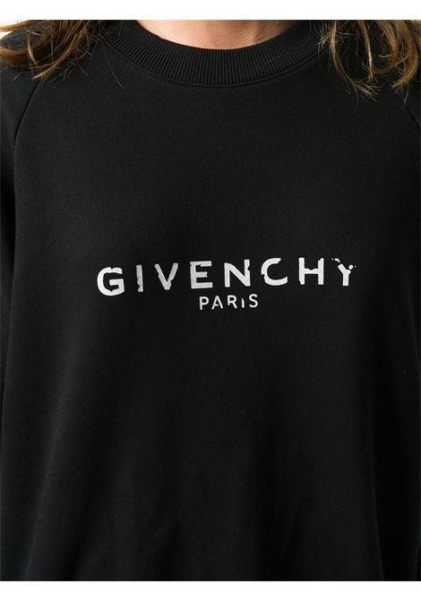Black sweatshirt GIVENCHY |  | BWJ01S3Z0Y001