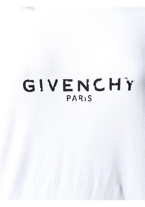 White sweatshirt GIVENCHY |  | BWJ01S3Z0Y100