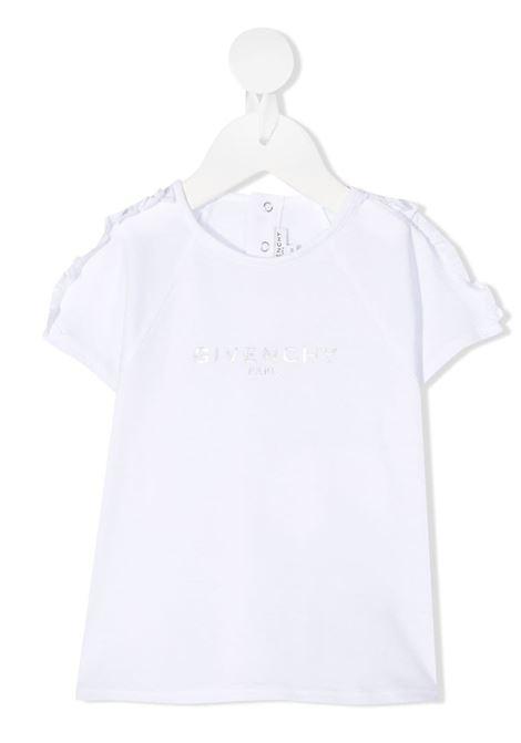 T-shirt bianca GIVENCHY | T-SHIRT | H0514510B
