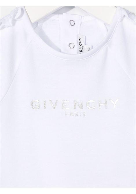 T-shirt bianca GIVENCHY | T-SHIRT | H05145B10B