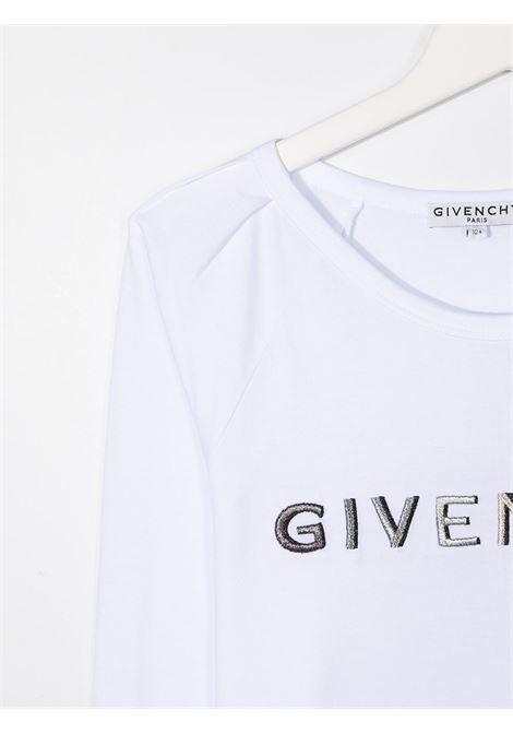 T-shirt bianca GIVENCHY | T-SHIRT | H15180T10B