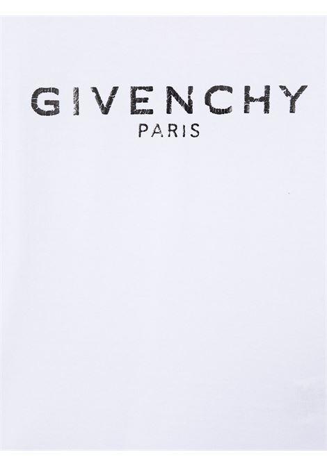 T-shirt bianca GIVENCHY | T-SHIRT | H1518510B