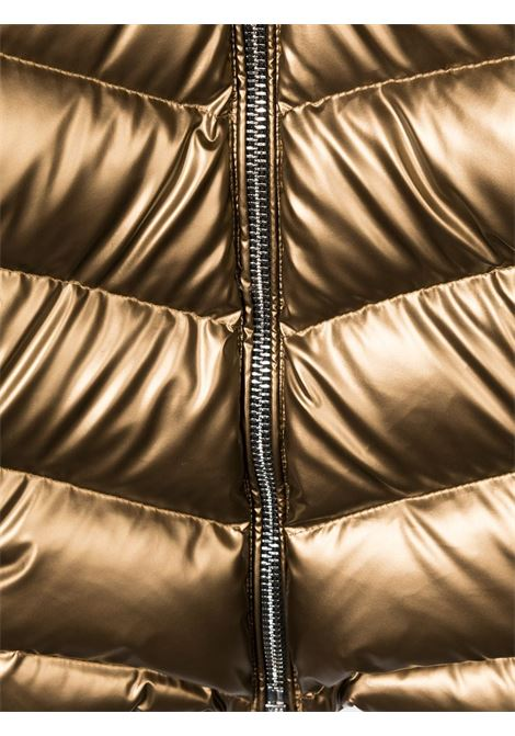 Giubbino bronzo GIVENCHY | PIUMINI | H16068Z98