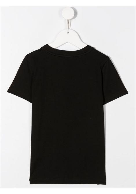 T-shirt nera GIVENCHY | T-SHIRT | H2521309B
