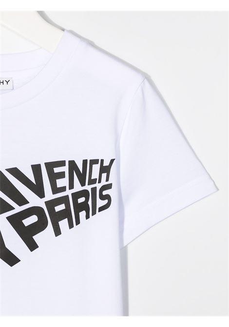 T-shirt bianca GIVENCHY | T-SHIRT | H2521310B