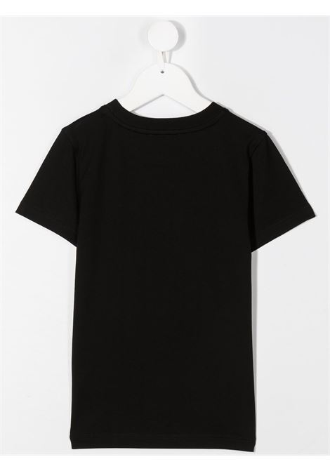 T-shirt nera GIVENCHY | T-SHIRT | H25223Z45
