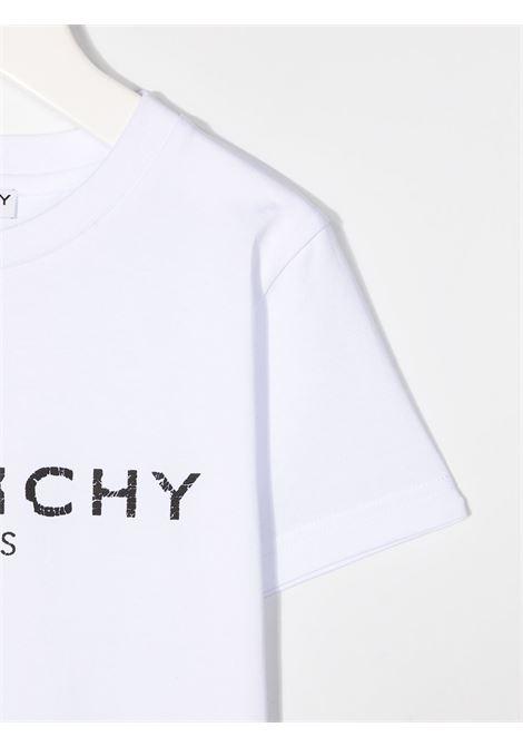 T-shirt bianca GIVENCHY | T-SHIRT | H25J4710B