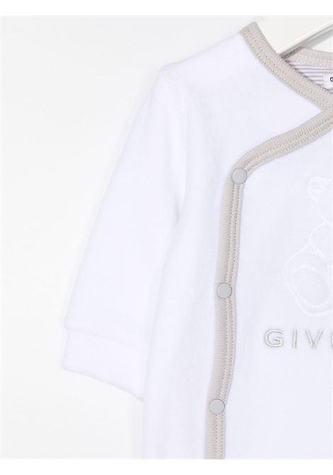 Pigiama bianco GIVENCHY | PIGIAMI | H9809010B