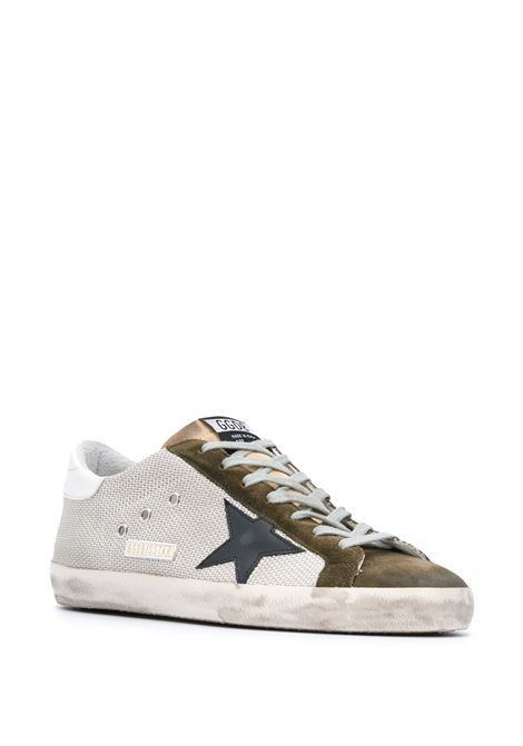 Green/white sneakers GOLDEN GOOSE |  | GMF00101F00037080329