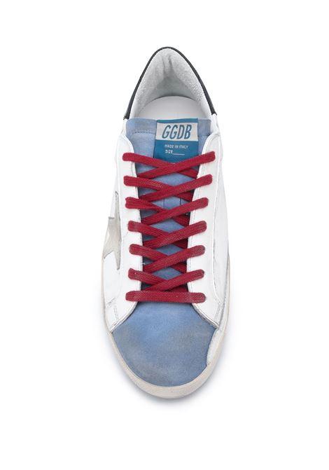 Scarpa bianca/blu GOLDEN GOOSE | SNEAKERS | GMF00102F00036680327