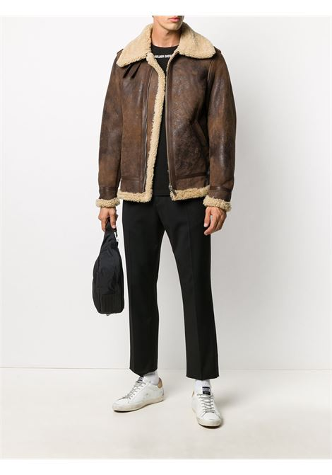 Brown jacket GOLDEN GOOSE |  | GMP00306P00031155390