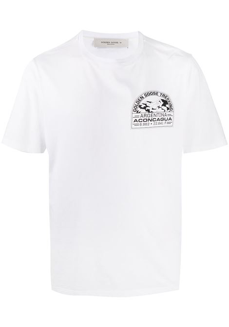 White t-shirt GOLDEN GOOSE |  | GMP00455P00018710367