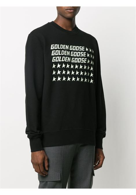 Black sweatshirt GOLDEN GOOSE |  | GMP00472P00029990191