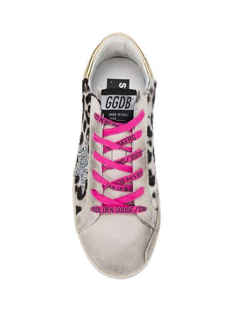 Scarpa leopardata GOLDEN GOOSE | SNEAKERS | GWF00101F00014280215