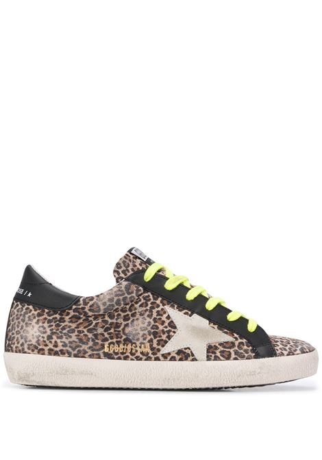 Print sneakers GOLDEN GOOSE |  | GWF00101F00016180189