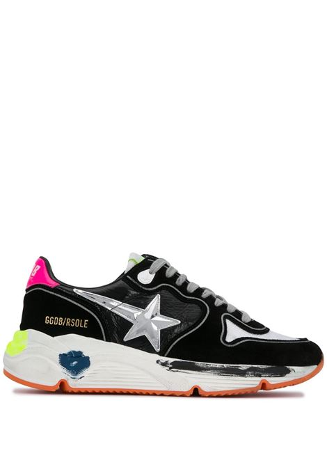 Scarpa nera GOLDEN GOOSE | SNEAKERS | GWF00126F00028090175