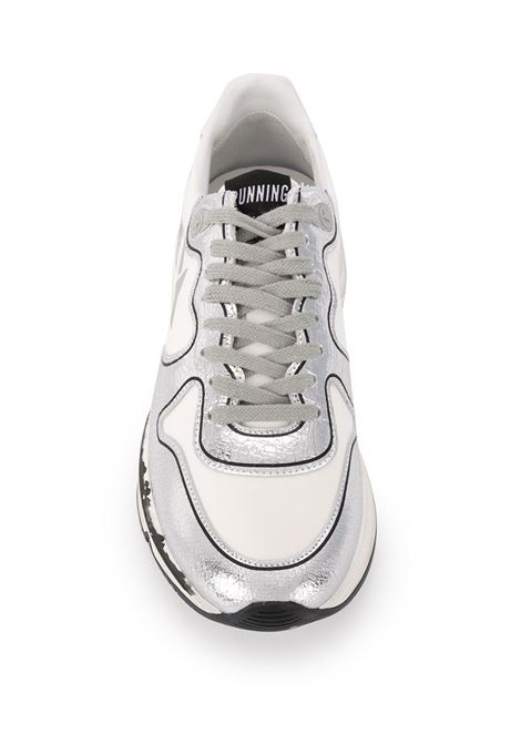 White/silver sneakers GOLDEN GOOSE |  | GWF00126F00032780185