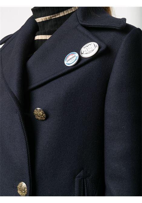 Cappotto blu GOLDEN GOOSE | CAPPOTTI | GWP00213P00013450510