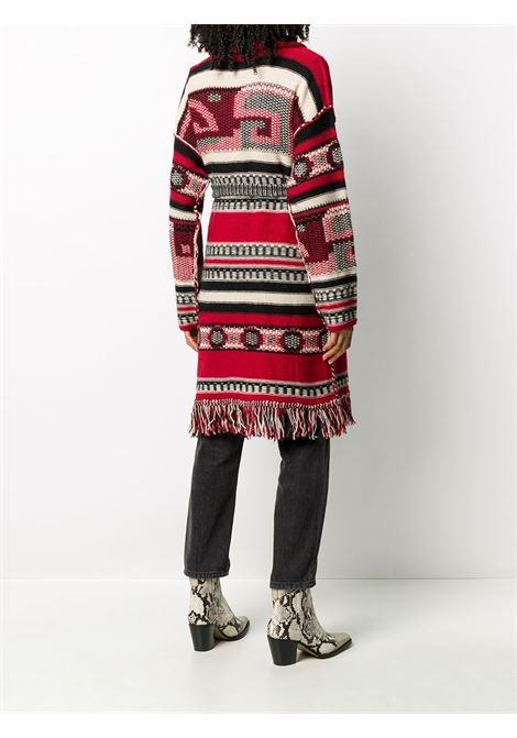Long fringed cardigan GOLDEN GOOSE |  | GWP00238P00022080461