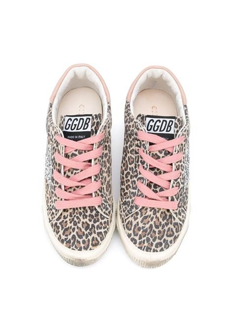 Sneakers marrone GOLDEN GOOSE | SNEAKERS | GYF00112F00053080443