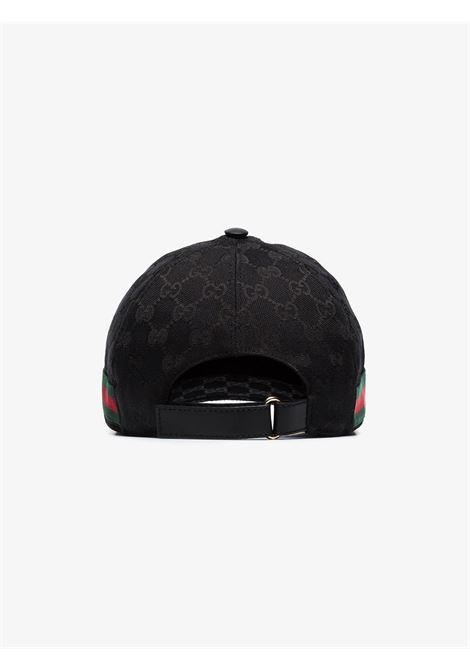 Black cap GUCCI |  | 200035KQWBG1060