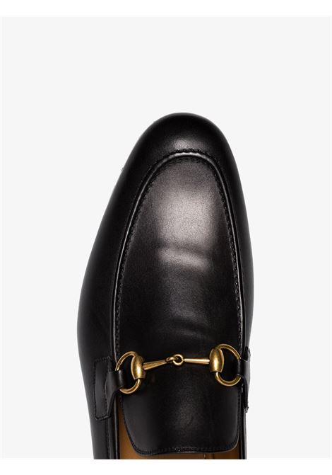 Black loafers GUCCI |  | 406994BLM001000