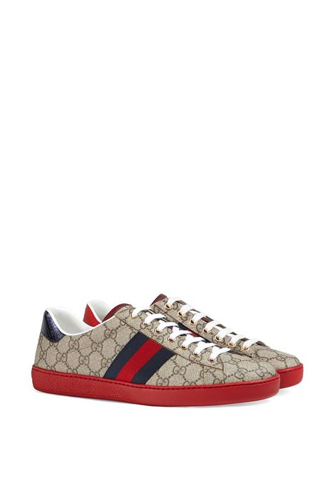 Sneakers red/beige GUCCI |  | 42944596G509767
