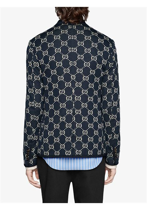 Blue jacket GUCCI |  | 521889Z372F4333