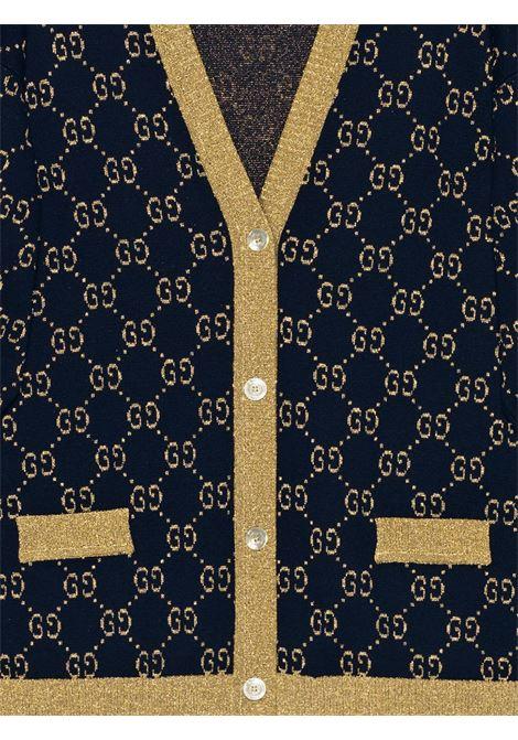 Black/beige cardigan GUCCI |  | 529193X9W834921