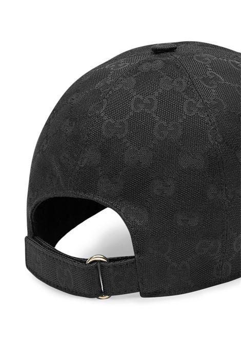 Black cap GUCCI |  | 5762534HG531060
